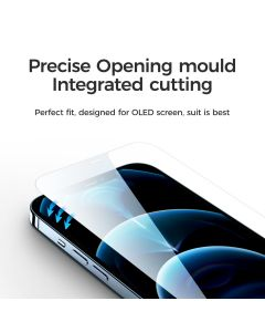iPhone 12/12 Pro Screenprotector Tempered Glass